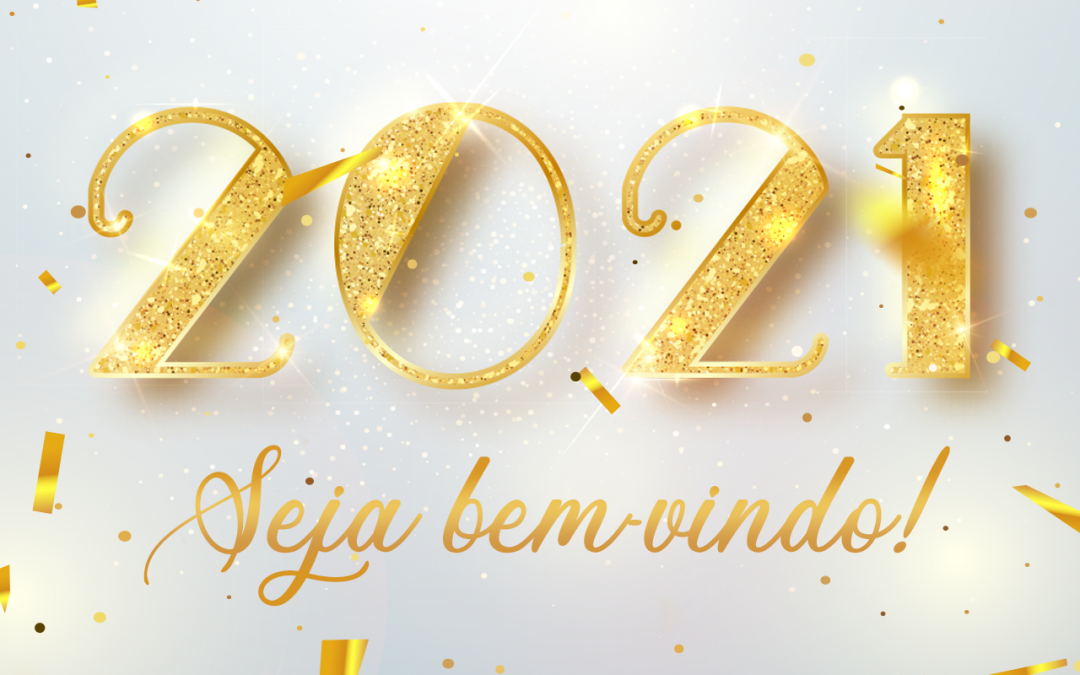 Seja Bem-vindo 2021!